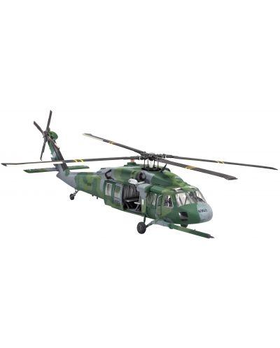 Сглобяем модел на военен хеликоптер Revell Sikorsky - HH-60G Pave Hawk (04650) - 1