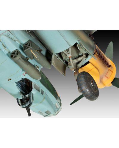 Сглобяем модел на военен самолет Revell Junkers - Ju88 A-4 Bomber (04672) - 6