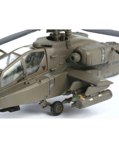 Сглобяем модел на хеликоптер Revell - AH-64D Longbow Apache (04046) - 4
