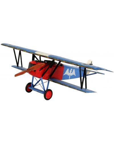 Сглобяем модел на военен самолет Revell - Fokker D VII (04194) - 1