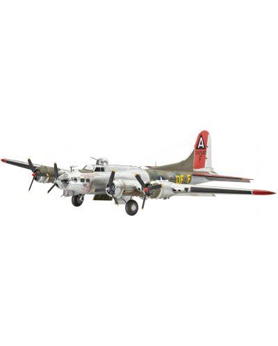 Сглобяем модел на военен самолет Revell - B-17G Flying Fortress (04283) - 1