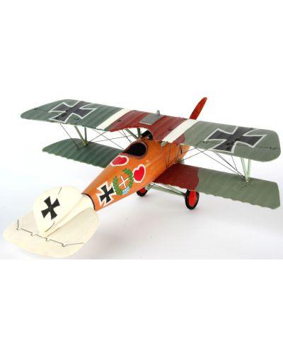 Сглобяем модел на военен самолет Revell - Albatross D.III (04062) - 2