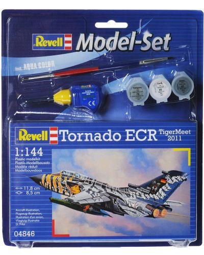 Сглобяем модел на военен самолет Revell - Tornado ECR (04048) - 3