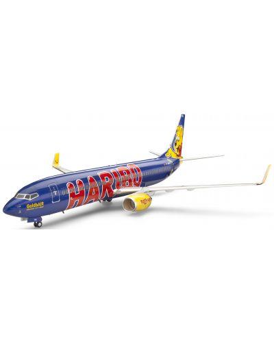 Сглобяем модел на самолет Revell -Boeing 737 Haribo GoldbAIR (04268) - 1