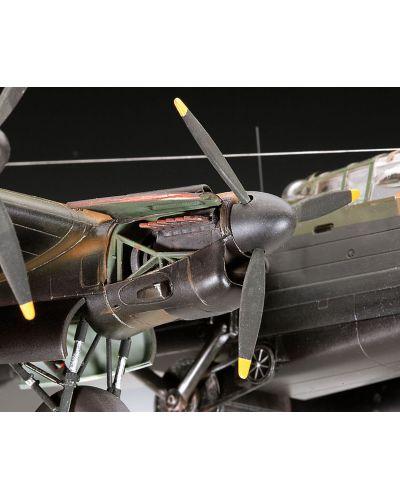 Сглобяем модел на военен самолет Revell - Avro Lancaster DAMBUSTERS (04295) - 4