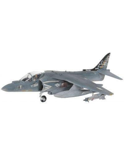 Сглобяем модел на военен самолет Revell - AV-8B Harrier II plus (04038) - 1