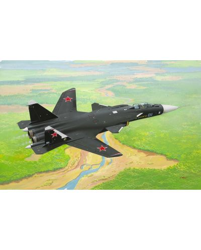 Сглобяем модел на военен самолет Revell - Suchoj S-37 Berkut (04000) - 3