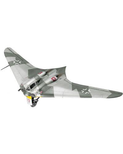 Сглобяем модел на военен самолет Revell - Horten Go-229 (04312) - 1