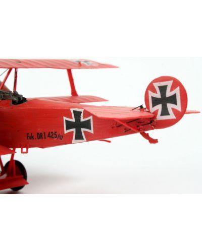 Сглобяем модел на военен самолет Revell - Fokker Dr. 1 Triplane (04116) - 5