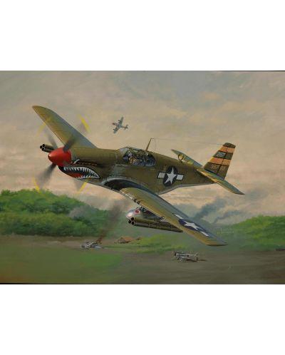 Сглобяем модел на военен самолет Revell - P-51 B Mustang (04182) - 2