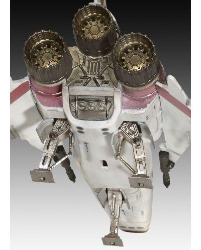 Сглобяем модел на космически кораб Revell - BSG Colonial Viper Mk. II (04988) - 3