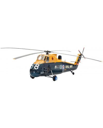 Сглобяем модел на военен хеликоптер Revell Westland - Wessex HAS Mk.3 (04898) - 1