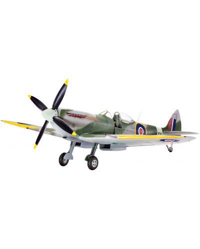 Сглобяем модел на военен самолет Revell - Spitfire Mk.XVI (04661) - 1