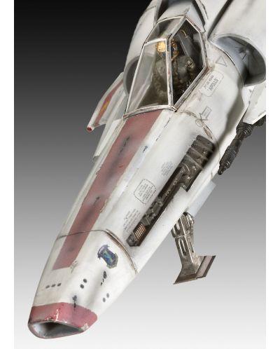 Сглобяем модел на космически кораб Revell - BSG Colonial Viper Mk. II (04988) - 4