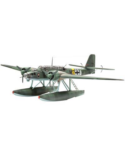 Сглобяем модел на военен самолет Revell - Heinkel He 115 B/C Seaplane (04276) - 1