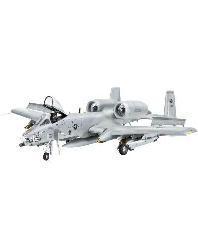 Сглобяем модел на военен самолет Revell - A-10 Thunderbolt II (04687) - 1