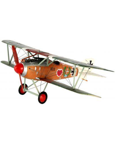 Сглобяем модел на военен самолет Revell - Albatross D.III (04062) - 1