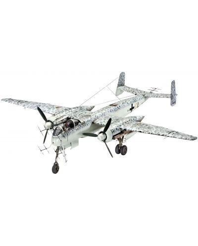 Сглобяем модел на военен самолет Revell Heinkel - He219 A-7/A-5/A-2 late UHU (04666) - 1