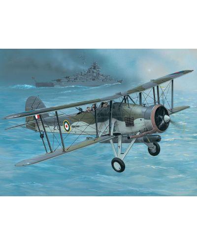 Сглобяем модел на военен самолет Revel - Fairey Swordfish Mk.I/III (04115) - 2