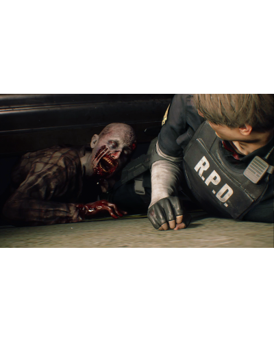 Resident Evil 2 Remake (PS4) - 6