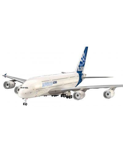 Сглобяем модел на самолет Revell - Airbus A 380 Design New livery First Flight (04218) - 1