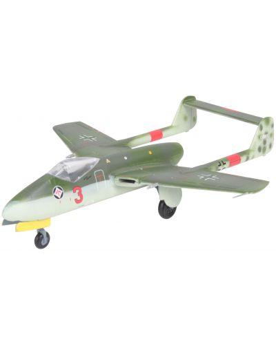 Сглобяем модел на военен самолет Revell - Focke Wulf TL-Jäger Flitzer (04191) - 1
