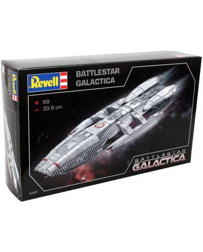 Сглобяем модел на космически кораб Revell - BSG Battlestar Galactica (04987) - 3
