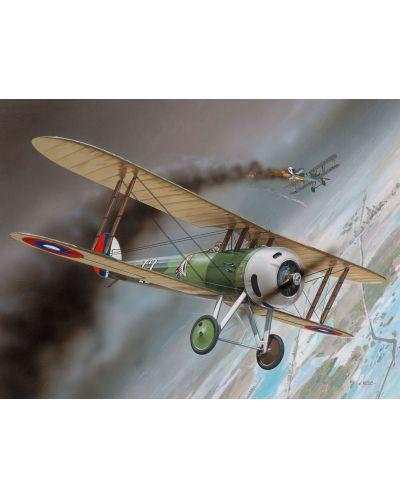 Сглобяем модел на военен самолет Revell - Nieuport N.28 C-1 (04189) - 2