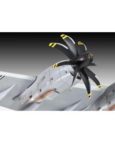 Сглобяем модел на военен самолет Revell - Airbus A400 M Grizzly (04800) - 3