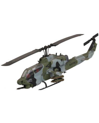 Сглобяем модел на хеликоптер Revell - AH-1W Super Cobra (04415) - 2