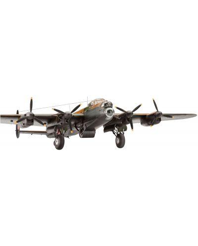 Сглобяем модел на военен самолет Revell - Avro Lancaster DAMBUSTERS (04295) - 1