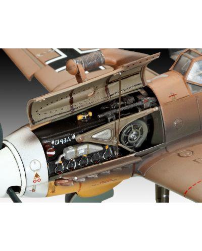 Сглобяем модел на военен самолет Revell Messerschmitt - Bf109 F-2/4 (04656) - 5