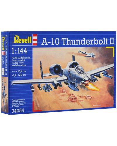 Сглобяем модел на военен самолет Revell - A-10 Thunderbolt II (04054) - 4