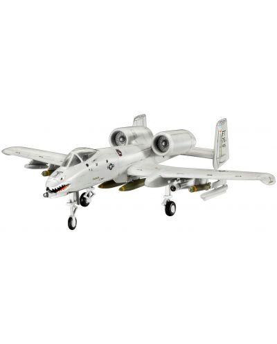 Сглобяем модел на военен самолет Revell - A-10 Thunderbolt II (04054) - 1