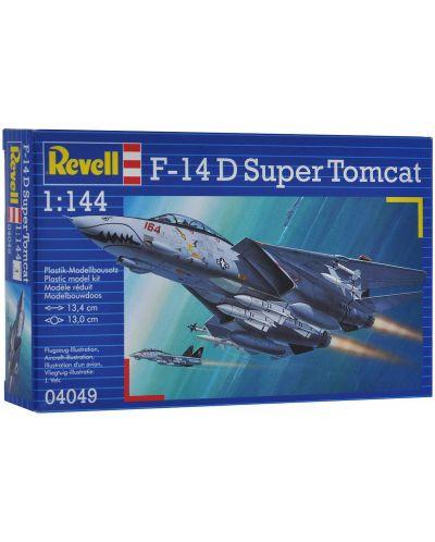 Сглобяем модел на изтребител-прехващач Revell - F-14D Super Tomcat (04049) - 3