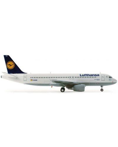 Сглобяем модел на самолет Revell - Airbus A320 Lufthansa (04267) - 1