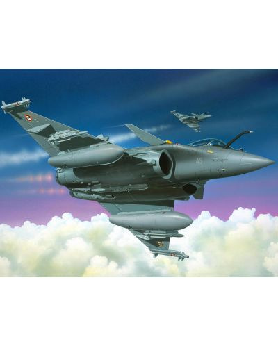Сглобяем модел на военен самолет Revell - Dassault Rafale M (04033) - 3