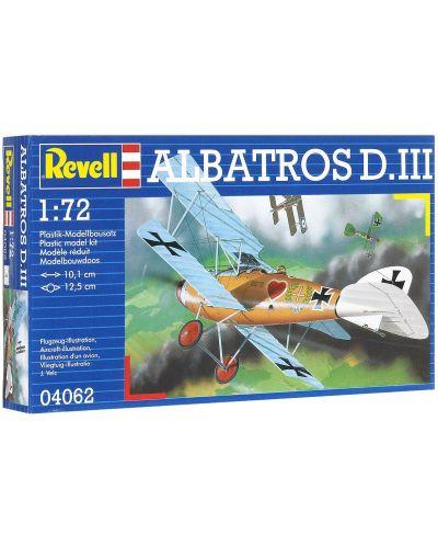 Сглобяем модел на военен самолет Revell - Albatross D.III (04062) - 4