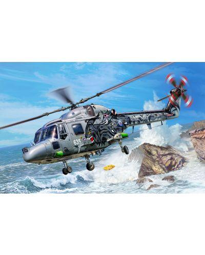 Сглобяем модел на военен хеликоптер Revell Westland - LYNX HAS.3 (04837) - 2
