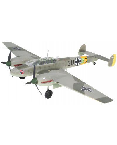Сглобяем модел на военен самолет Revell - Messerschmitt Bf 110 E-1 (04341) - 1