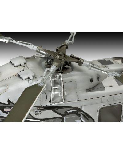 Сглобяем модел на военен хеликоптер Revell Westland - LYNX HAS.3 (04837) - 4