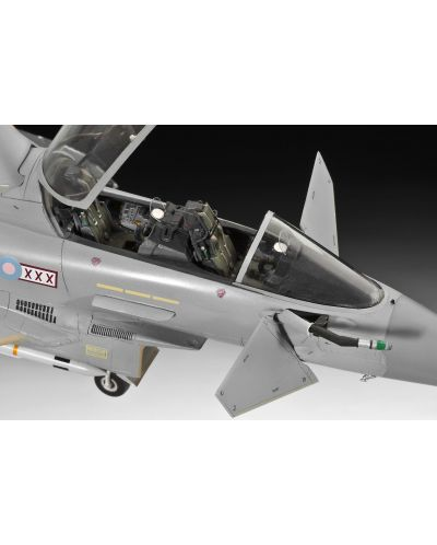 Сглобяем модел на изтребител Revell - EUROFIGHTER TYPHOON twin seater (04689) - 4