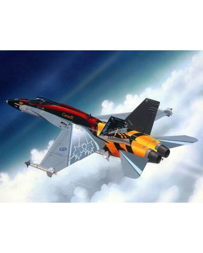 Сглобяем модел на военен самолет Revell - F/A18-C Hornet (04001) - 2