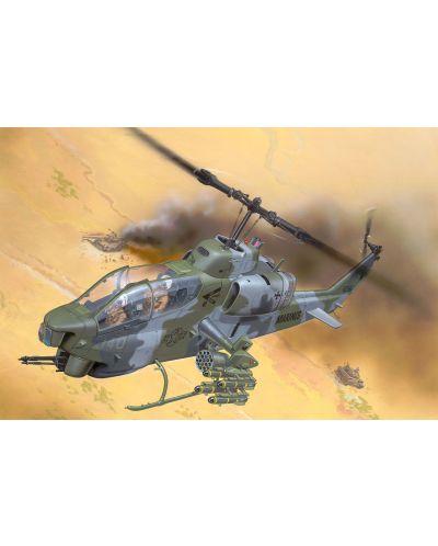 Сглобяем модел на хеликоптер Revell - AH-1W Super Cobra (04415) - 3
