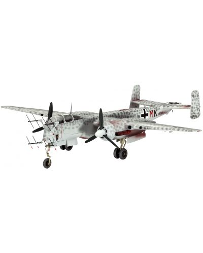 Сглобяем модел на военен самолет Revell Heinkel - He 219 UHU (04690) - 1