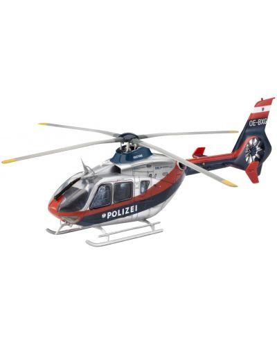 Сглобяем модел на полицейски хеликоптер Revell Eurocopter - EC-135 Österr.Polizei / Bundespolizei (04649) - 1