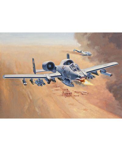 Сглобяем модел на военен самолет Revell - A-10 Thunderbolt II (04054) - 3