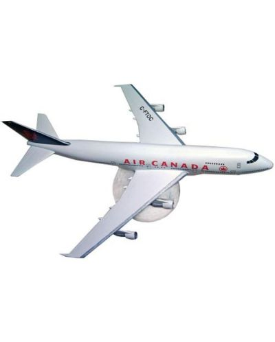 Сглобяем модел на самолет Revell - Boeing 747-200 (04210) - 1