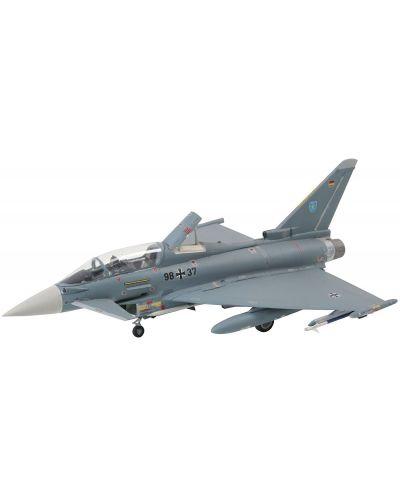 Сглобяем модел на изтребител Revell - Eurofighter Typhoon twin seater (04338) - 1