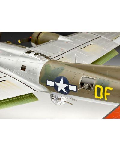 Сглобяем модел на военен самолет Revell - B-17G Flying Fortress (04283) - 3